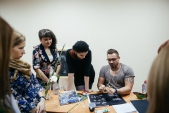 """Мастер-класс Славы Роска """"Весеннее вдохновение"""" в Уфе"""