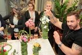 11-13 марта, семинар по свадебной флористике