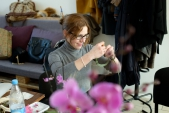 """Семинар """"Свадебная флористика на практике"""" в Минске, апрель 2015"""
