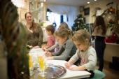 Детский новогодний мастер-класс
