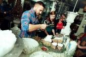 Workshop, октябрь 2014, в салоне флористики Slava Rosca