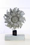 Декоративная статуэтка - Цветок малый