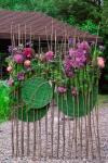 Композиция цветов  - Парад планет