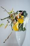 Букет с каллами и розами - Летучий голландец