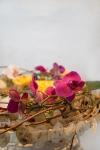 Композиция цветов  - Вихрь цветов