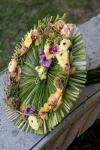 Букет невесты  - Цветочный зонтик
