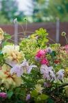 Композиция цветов  - Цветочная люлька