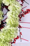 Букет из гвоздик Прадо - Фламбе