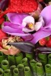 Композиция цветов  - Музыка души