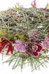 Букет Букет «плетеный диск» - Плетеный диск