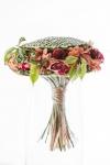 Букет невесты Букет с аксессуаром  - Слои трав