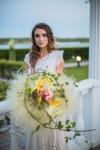 Букет невесты  - Ковыль