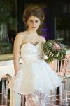 Букет невесты из роз и эвкалипта - Вихрь Любви