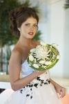 Букет невесты с тюльпанами и геацинтами - Летний ветер перемен