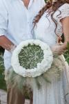 Букет невесты  - Летний день