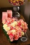 сердце из нежных роз - Любовь парижанки