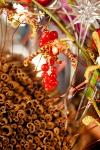 Новогодняя композиция - Фруктовый пряник