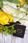 Букет с розами и гортензией - Нежная фантазия