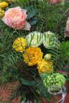Букет из роз премиум сортов - Розарий