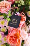 Букет с хризантемами и розами - Прогулка в Лимбурге