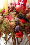 Новогодние свечи - Рождество на Карибах