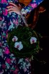 Букет невесты с орхидеями и жасмином - Чарующая грация