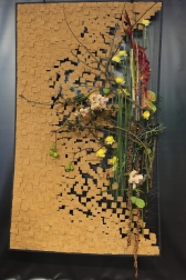 Композиция цветов  - Матрица