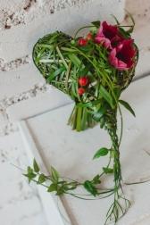 Букет  - Мини сердце