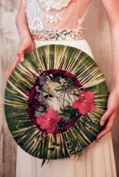 Букет невесты  - Колесо фортуны