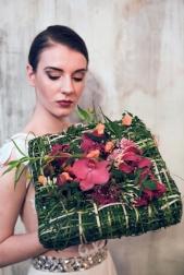 Букет невесты  - Цветочная матрица