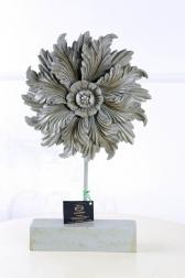 Декоративная статуэтка - Цветок