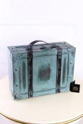 Декоративный чемодан - Винтаж малый