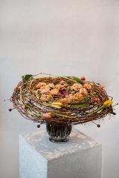 Букет с тюльпанами - Весенний переполох