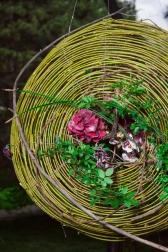Композиция цветов  - Самсара