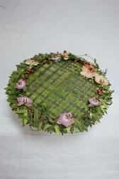 Букет с орхидеями и жасмином - Цветочное лукошко