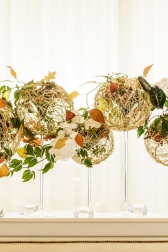 Композиция цветов  - Осенний бал