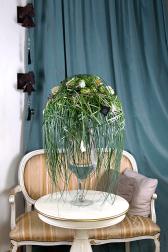 Букет с каллами и розами - Апрельский этюд
