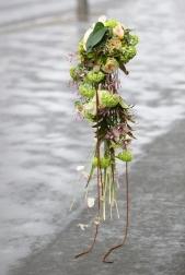 Букет невесты  - Цветочная волна