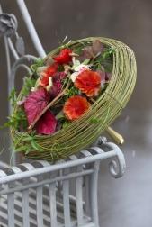 Букет невесты  - Круг страсти