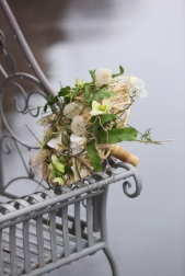 Букет невесты  -  Нежный одуванчик