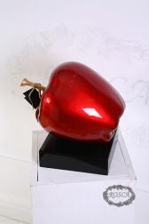 Декоративная статуэтка - Яблоко красное