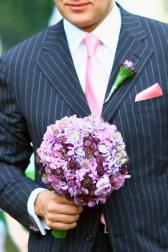 Букет невесты Свадебный букет - Сладкий июль