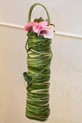 Букет невесты с орхидеями и розами - Весна в Париже