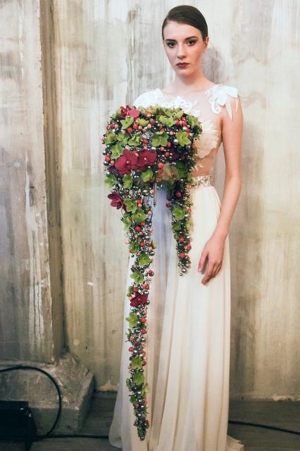 Букет невесты  - Дары друидов