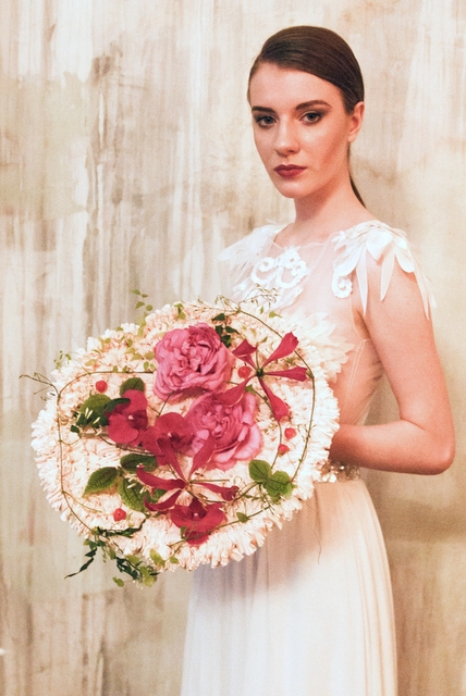 Букет невесты  - Венера