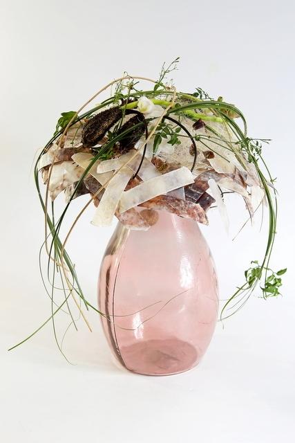 Букет невесты  - Жемчужная ракушка