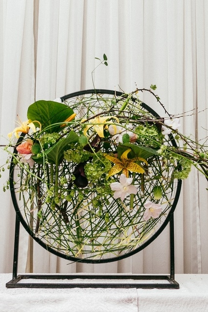 Композиция цветов  - Взгляд природы