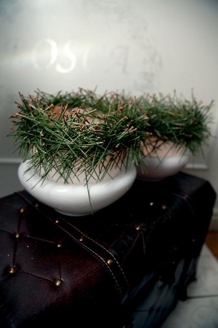 Свеча декоративная  - Колючий луч