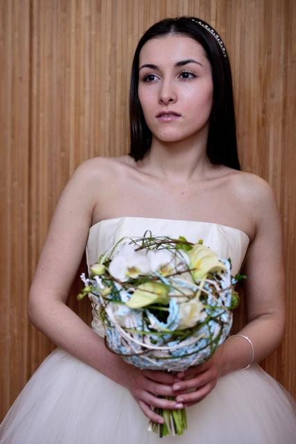 Букет невесты  - Переплет