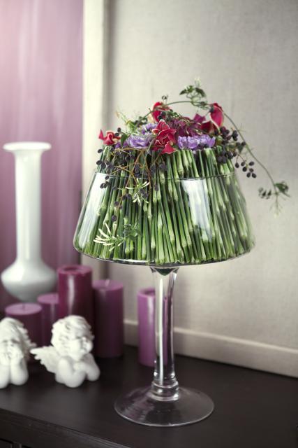 Композиция цветов композиция в вазе - Стремление к совершенству